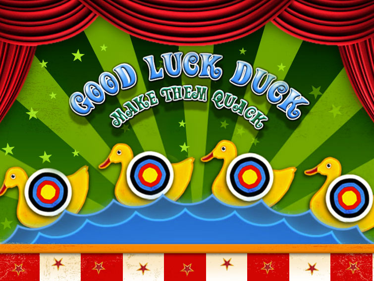 Good Luck Duck